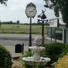 Zegary miejskie uliczne dworcowe street clock city clock zegar pkp